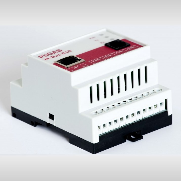 M810 Gateway METERBUS (M-Bus) / Ethernet