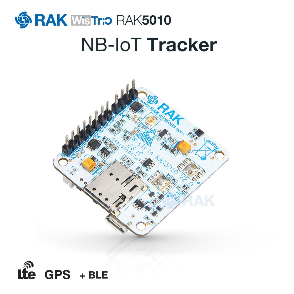 WisTrio NB-IoT Tracker Pro