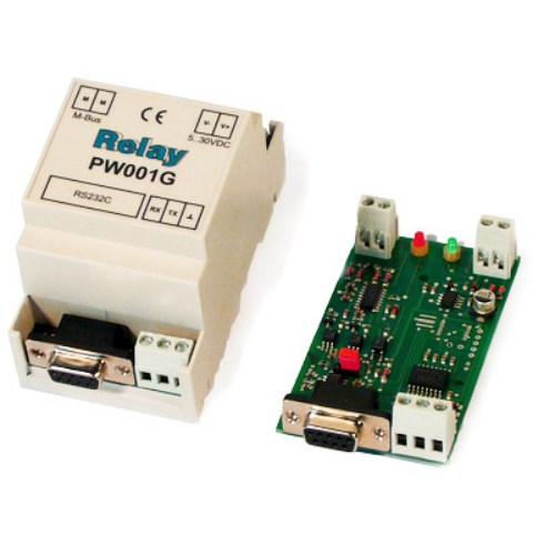 PW001G Mbus Slave Level Converter