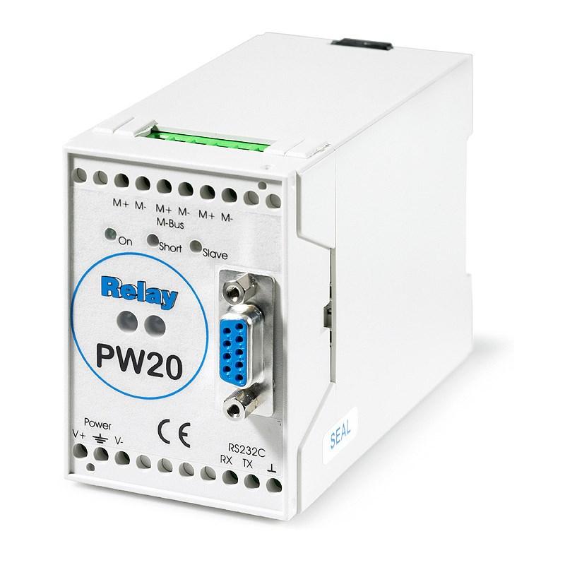 MR006 M-Bus PW20 (20 devices)