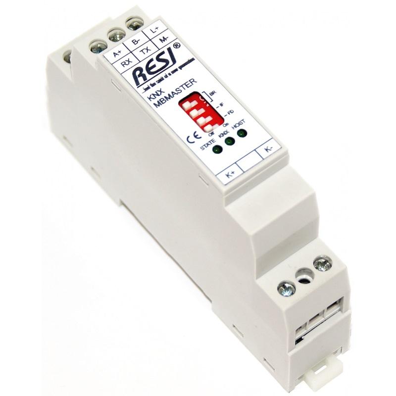 RESI-KNX-MODBUS Gateway Konnex-Modbus Serial