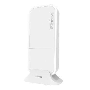 WAP  RBwAP2nD-BE - MikroTik  2.4GHz 2dBi Weatherproof Wireless Access Point (White)