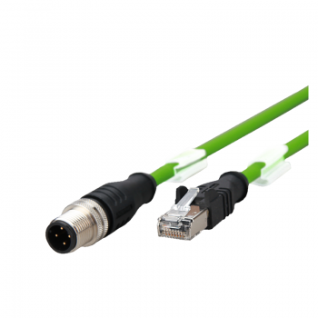 142m1d15010 Connection line M12