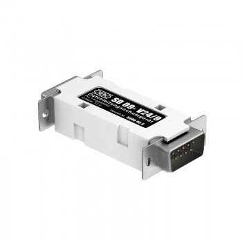 SD09-V24/9:Fine protection for 9-pin RS232 interface
