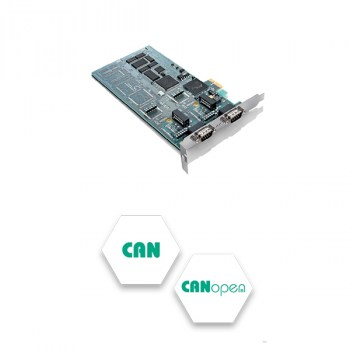 CANpro PCI Express Schede universali PCI Express con microcontrollore a bordo