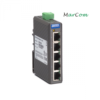 EDS-205 - Switch Ethernet a 5 porte