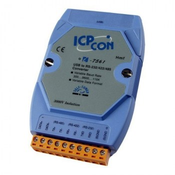 I-7561 CR Convertitore / USB 1.1 / 2.0 / 3.0 a RS-232/422/485