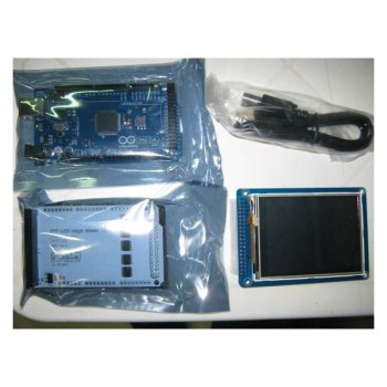 Kit TOUCH SCREEN compatibile con ARDUINO BOARD UNO R3