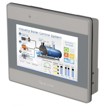 MT8050iE:4.3 TFT widescreen 480x272px con Ethernet