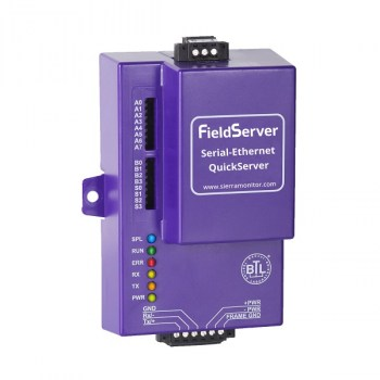 QUICKSERVER: gateway multiprotocollo per automazione building ed industriale