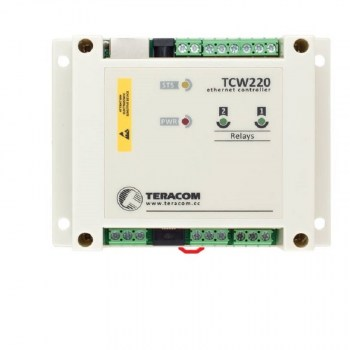 TCW220 Ethernet data logger