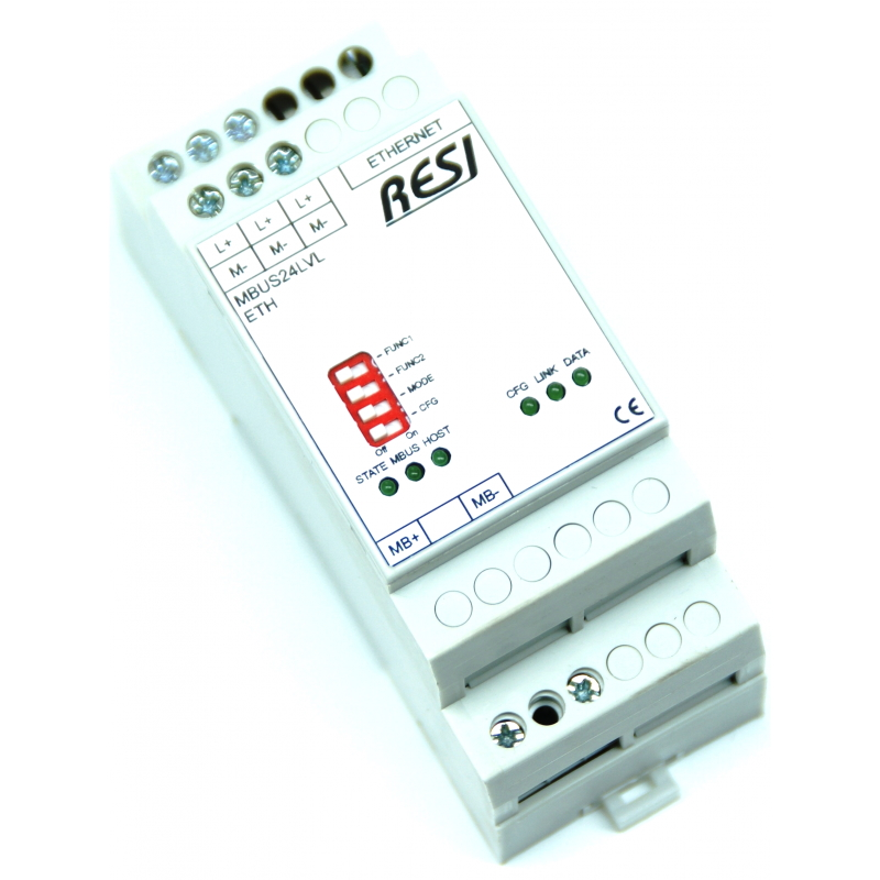 ETHERNET- MBus level converter