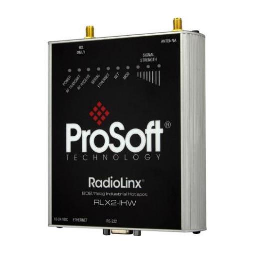 RLX2: Hotspot 802.11abg Industriale