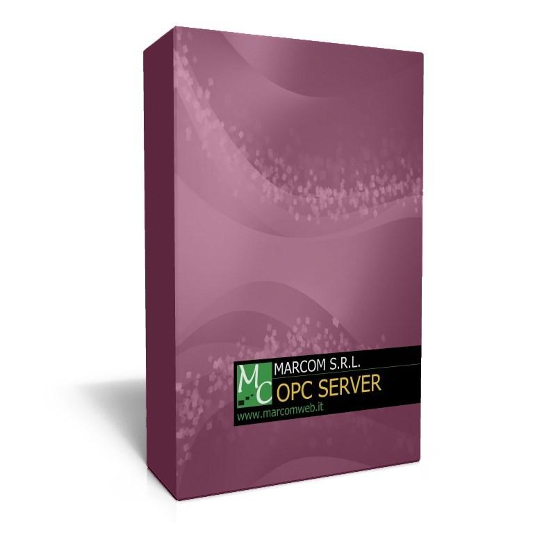 OPC Server UA Modbus Slave