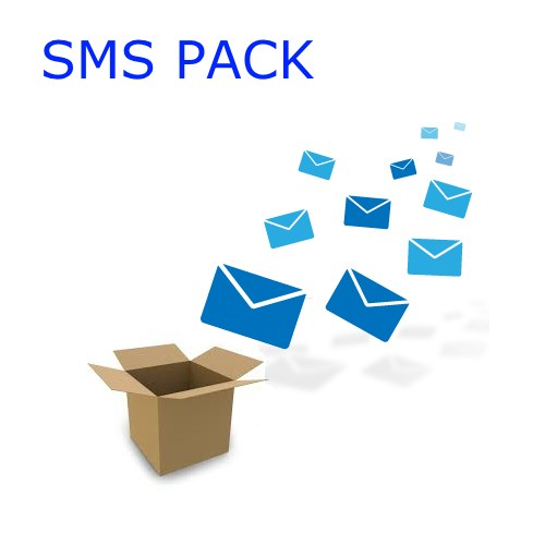 CREDIT PACKAGE FOR SENDING SMS