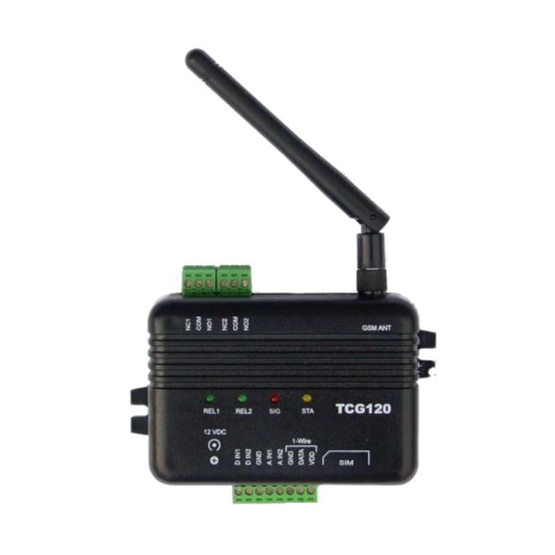 TCG120 - GSM/GPRS controller