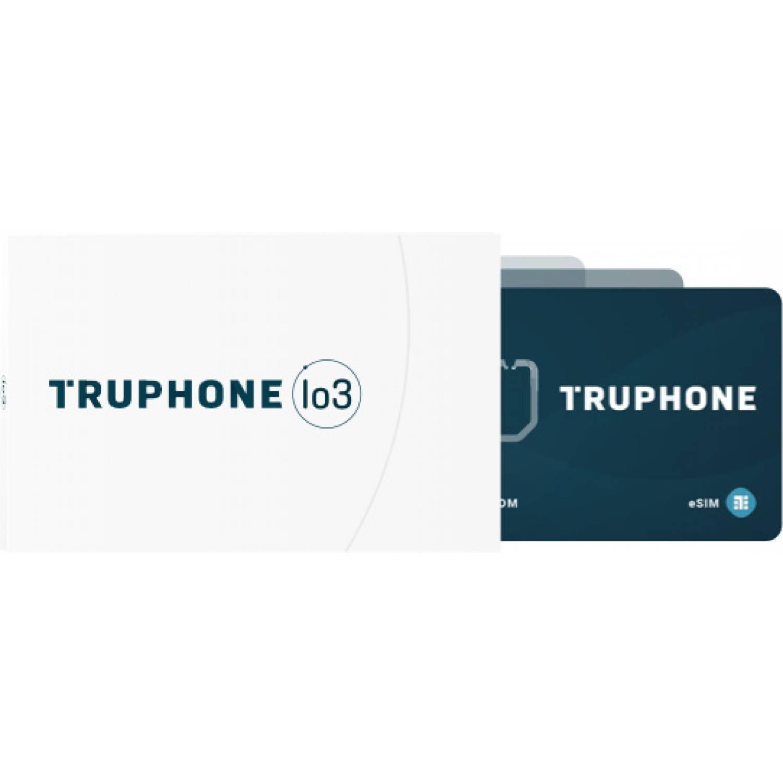 Teltonika Truphone Io3 SIM card 400MB 5 anni prepagata