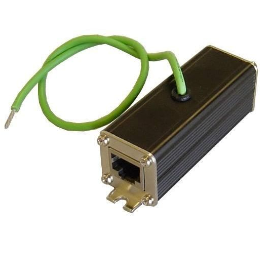 TP-ESP-100-POE-24 Protezione Sovratensioni RJ45 per Ethernet 100 MBIT
