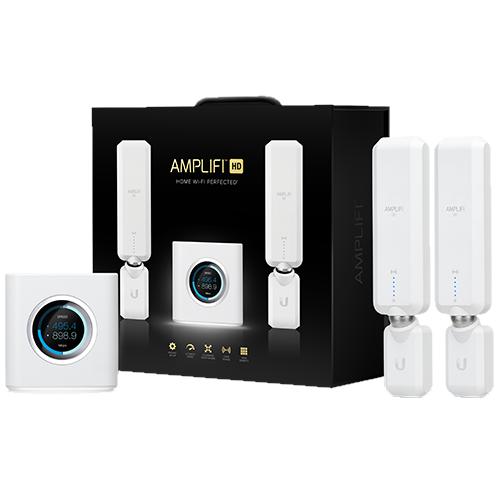 AFI-HD-EU  KIT UBIQUITI Ubiquiti AmpliFi Mesh WiFi System