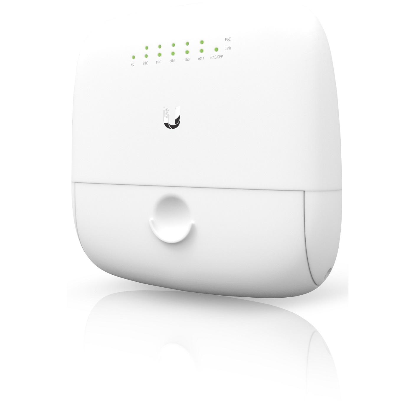 EP-R6:Intelligent WISP Control with FiberProtect™